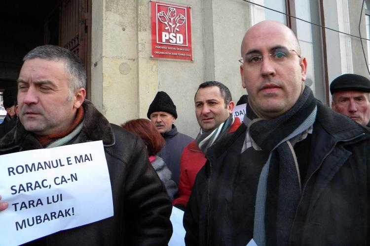 Mircea Jorj părăsește Consiliul Local pentru un post de secretar de stat în guvernul Ponta