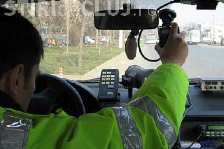 Cluj: Unde vor fi amplasate aparatele radar, maţi, 14 august