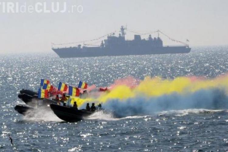 Ziua Marinei, sărbătorită mâine în Constanţa, Mangalia, Brăila şi Tulcea