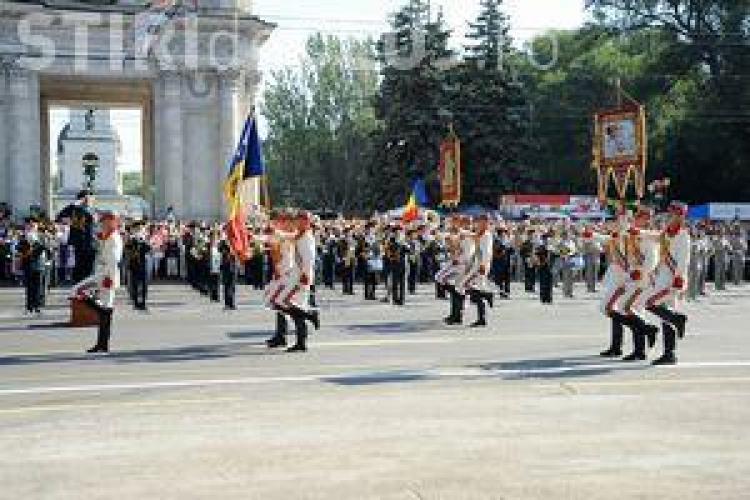 Republica Moldova a împlinit 21 de ani de la proclamarea independenţei