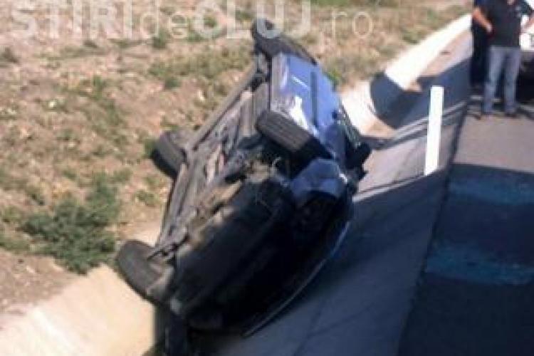 În accidentul de joi, din Gârbău, a murit un om!
