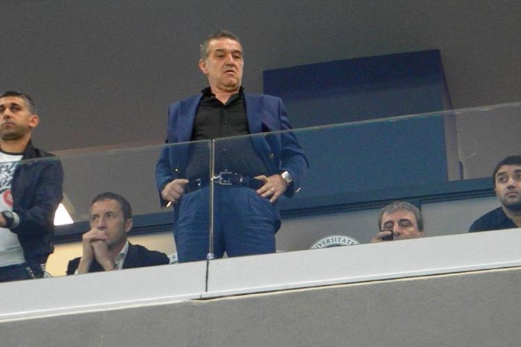 """Becali crede că U Cluj e """"lucrată"""" de CFR: Paszkany vrea ca U Cluj să cadă în B, să joace ei pe Cluj Arena"""