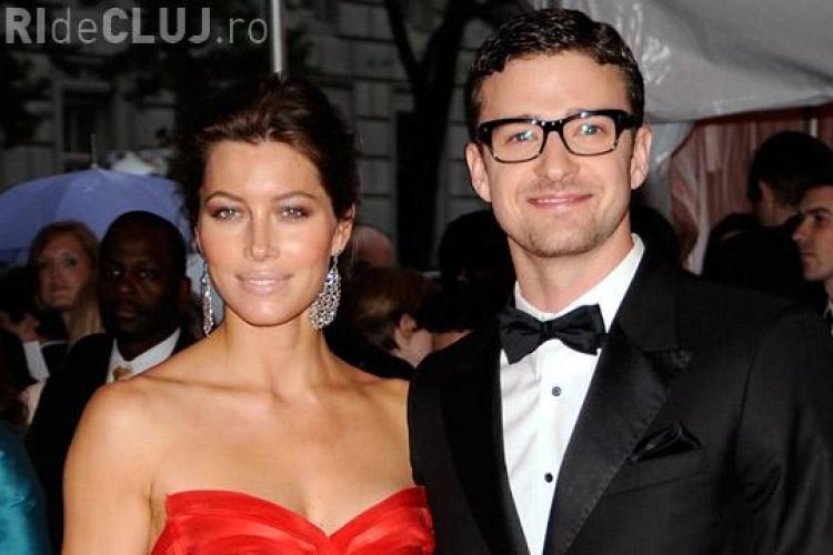 Jessica Biel şi Justin Timberlake s-au căsătorit în secret