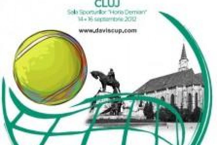 Cupa Davis: Romania - Finlanda, la Cluj-Napoca