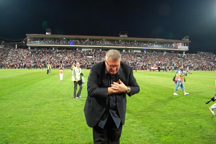 Iuliu Mureșan trage un semnal GRAV de ALARMĂ la CFR Cluj - VIDEO