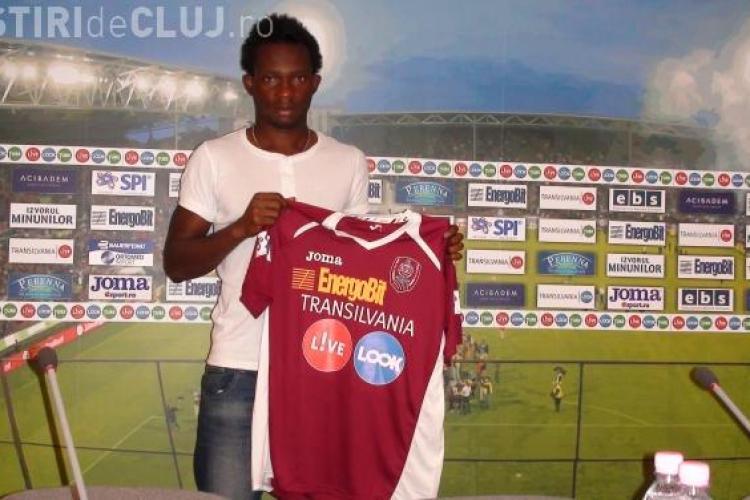 Jucător transferat de CFR Cluj
