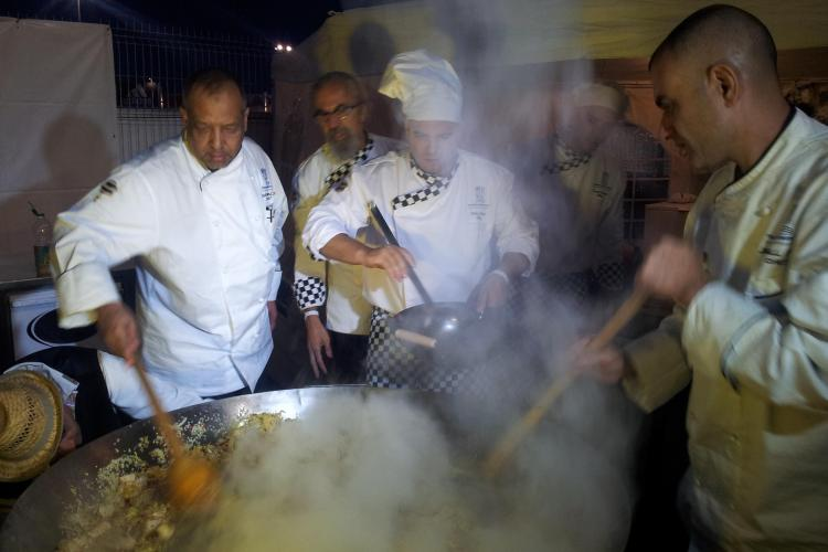Campionatul de Gătit în Aer Liber a început la Polus! Ce s-a gătit în prima zi și PROGRAMUL - FOTO