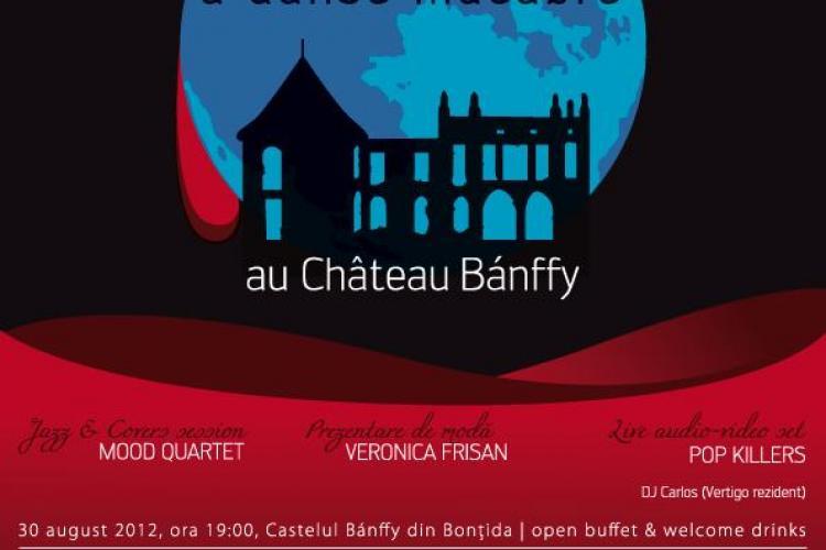 Métamorphose – a danse macabre au Château Bánffy - Imaginaţia clujenilor va atinge sacrul şi profanul