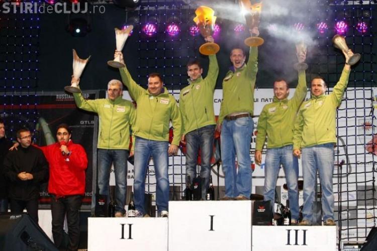 BSS, noul partener al Napoca Rally Academy