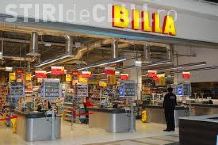 NESIMŢIRE la supermarketul BILLA, de pe strada Regele Ferdinand ŞTIREA CITITORULUI