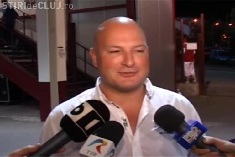 Paszkany: Nu mă gândesc la cele 20 de milioane de euro din Ligă VIDEO
