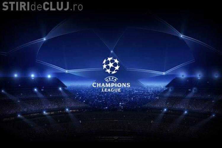CFR Cluj joacă împotriva Manchester United în Champions League