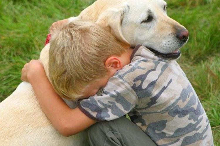 S-A DEMONSTRAT: Câinele chiar e cel mai bun prieten al omului!