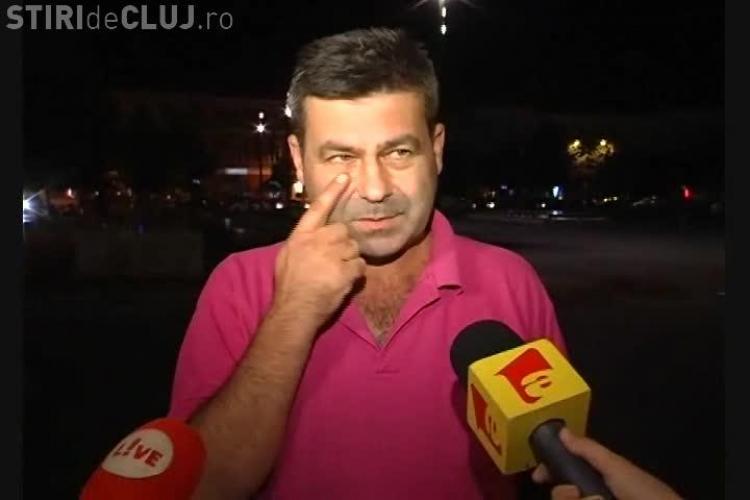 """Taximetrist prins în Piața Unirii cu alcoolemie de 0,75: """"Am băut țuică și vin"""" - VIDEO"""