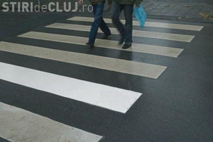 Noi treceri de pietoni în Cluj-Napoca! VEZI locațiile