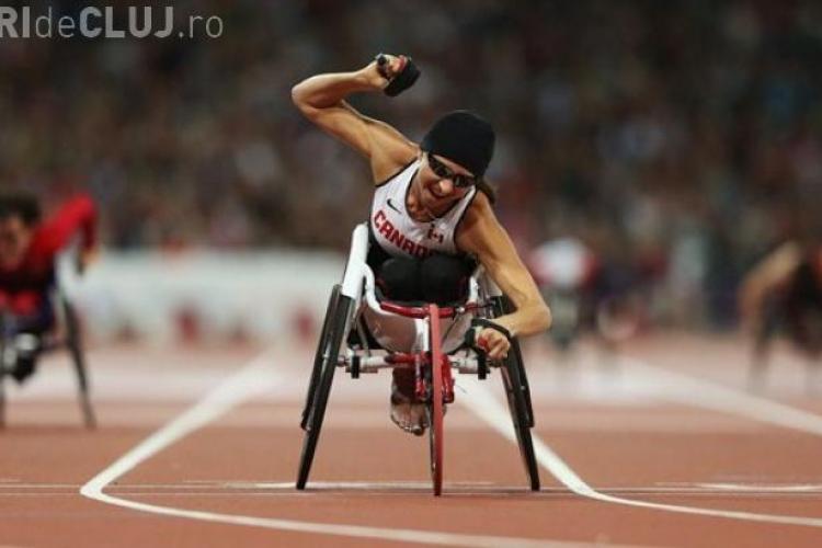 Jocurile Paralimpice 2012. Fotografii UIMITOARE cu sportivii cu handicap
