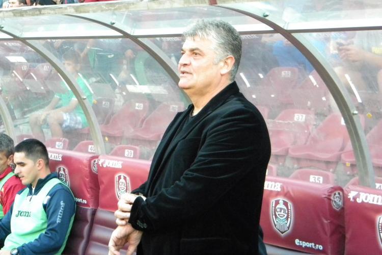 Ioan Andone: Vrem un meci mare cu Basel! Avem stadionul plin VIDEO