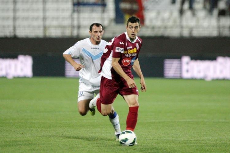 CFR Cluj - FC Hunedoara, 3-2, în al doilea amical jucat în pauza de campionat REZUMAT VIDEO