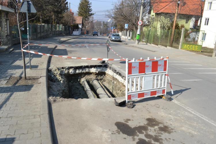 E.ON Gaz a lansat un proiect de investiții, în Cluj-Napoca, în valoare de 55 milioane de lei