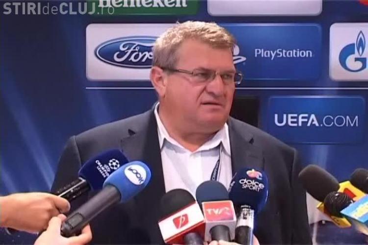 Mureșan preferă o grupă TARE în Champions League. Vine Barcelona sau Real Madrid? VEZI URNELE - VIDEO
