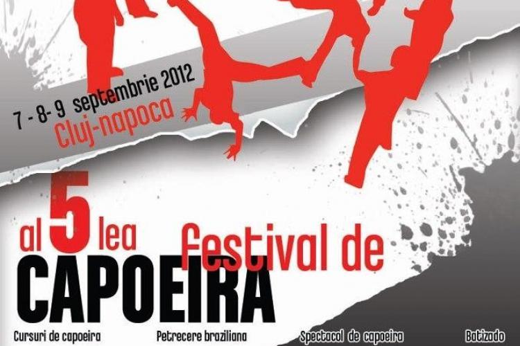 Festivalul Internaţional de Capoeira - arte marţiale la Cluj! Intrare gratuită