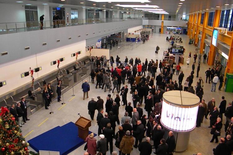 Uioreanu le cere clujenilor să propună un nume pentru Aeroportul Internațional Cluj