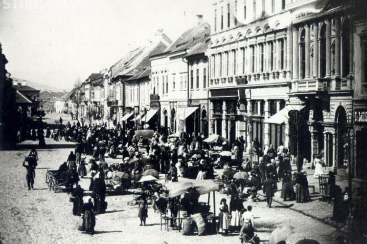 Clujul, descris într-un reportaj din New York Times, în anul 1884