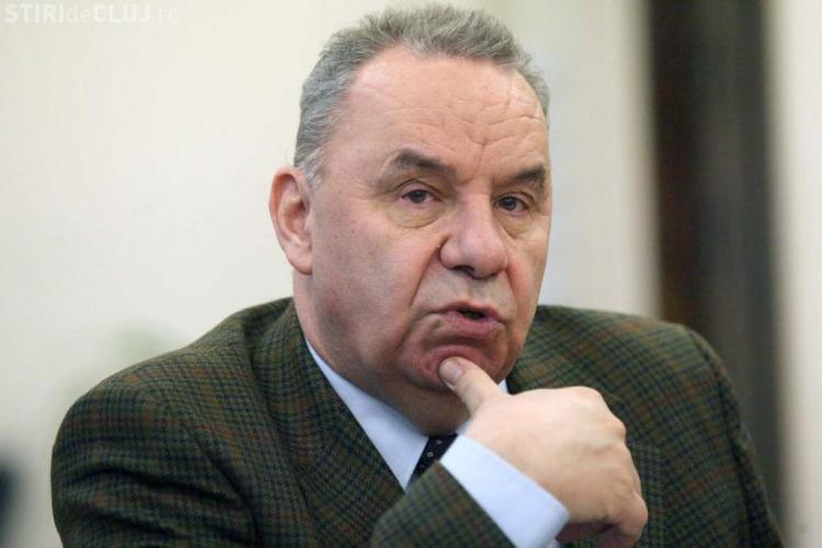Andrei Marga, susţinut de PNL pentru preşedinţia Institutului Cultural Român