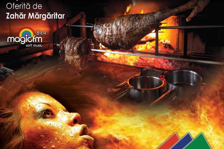 WEEK-END CLUJ: Campionatul Internaţional de Gătit în Aer Liber, la Cluj