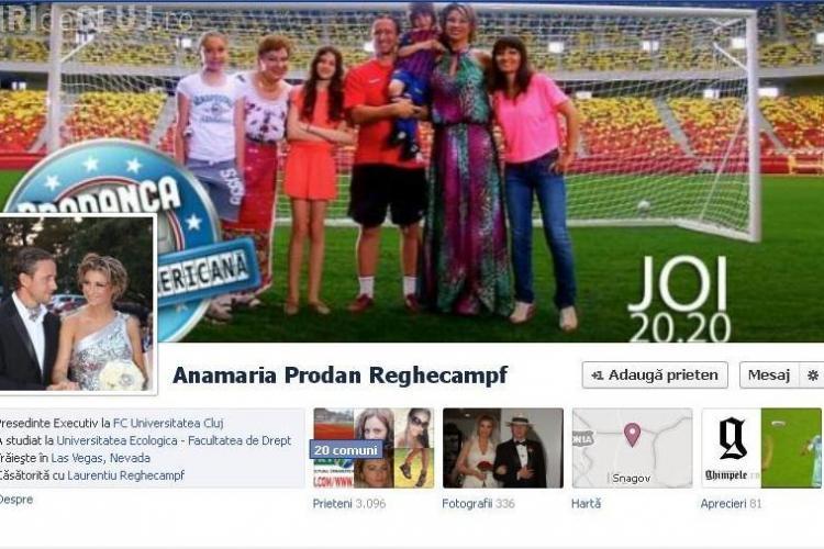 Anamaria Prodan, în concediu, dar continuă lupta pe Facebook. Cele mai spumoase DECLARAŢII!