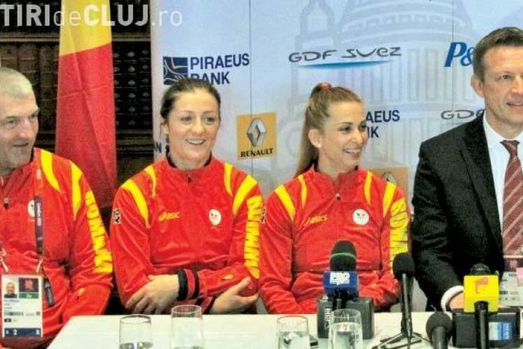 """Sportivii Alina Dumitru, Corina Caprioriu, Florin Bercean au primit oficial titlul de """"Cetaţean de Onoare al Judeţului Cluj - Clujean de Onoare"""""""