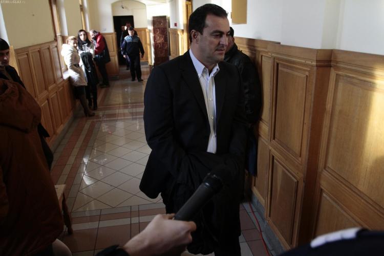 Sorin Apostu rămâne în arest. Curtea de Apel Târgu Mureș i-a respins cererea de eliberare