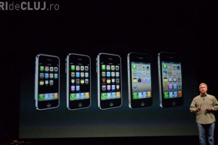 LANSARE iPhone 5: E cel mai subțire telefon din lume. Află detalii