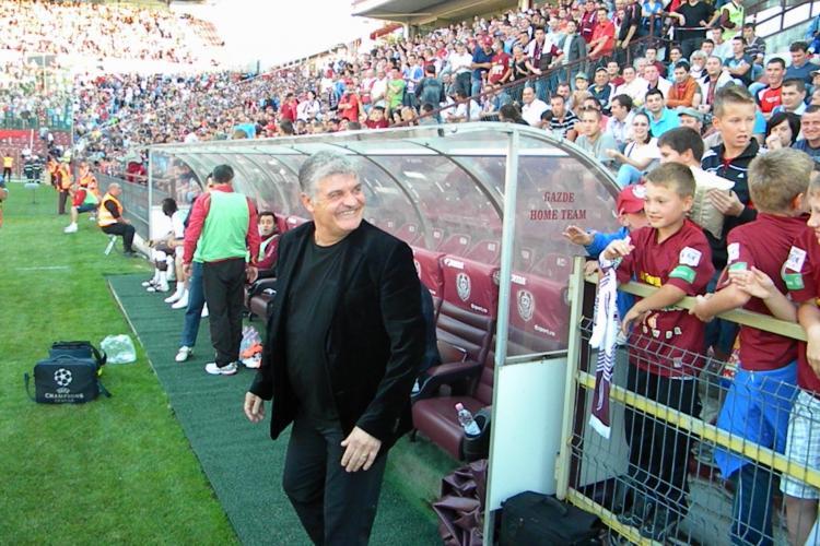 Andone are un MARE motiv de BUCURIE înainte de meciul cu Braga