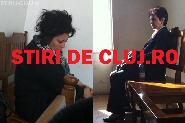 Ele sunt angajatele de la CEC Cluj care au furat banii clienților -  FOTO EXCLUSIV