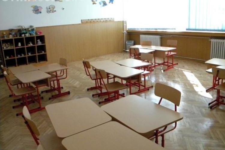 Copiii de la clasa pregătitoare, aşteptaţi la Şcoala Constantin Brâncuşi în cele mai bune condiţii VIDEO