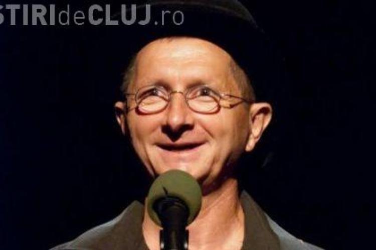 """Horaţiu Mălăele primeşte premiul de excelenţă al Festivalului Internaţional de Film  """"Comedy Cluj"""" 2012"""