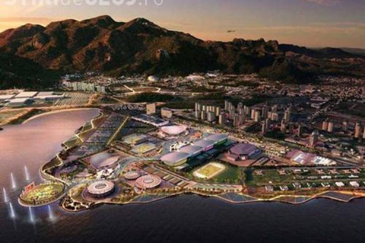 IMPRESIONANT: Parcul olimpic de la Rio de Janeiro FOTO