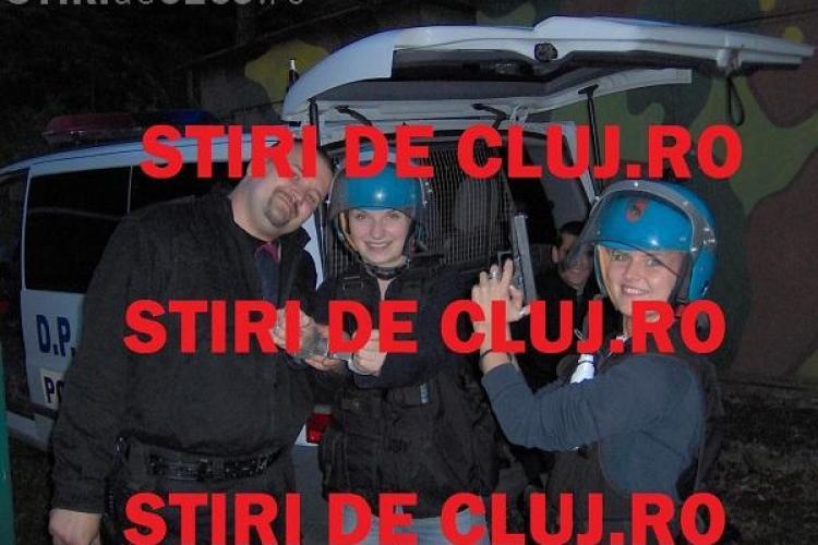 Petrecerea trupelor DIAS Cluj cu ALCOOL, CĂTUȘE și FETE în poligon, vedetă pe YouTUBE - VIDEO