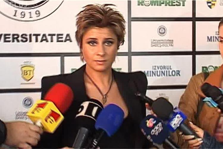 Anamaria Prodan s-a certat și cu invitații de Tribuna VIP: Le dau să mănânce și ei mă înjură VIDEO