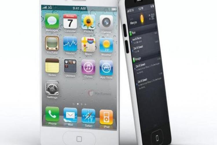 RECORD: Cât a vândut iPhone 5 în primele trei zile de la lansare