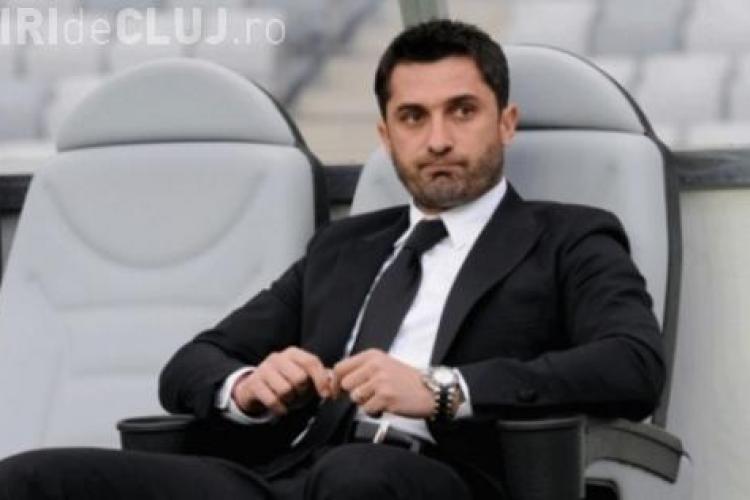 """Claudiu Niculescu PLEACĂ de la """"U"""" Cluj. Vezi motivul!"""
