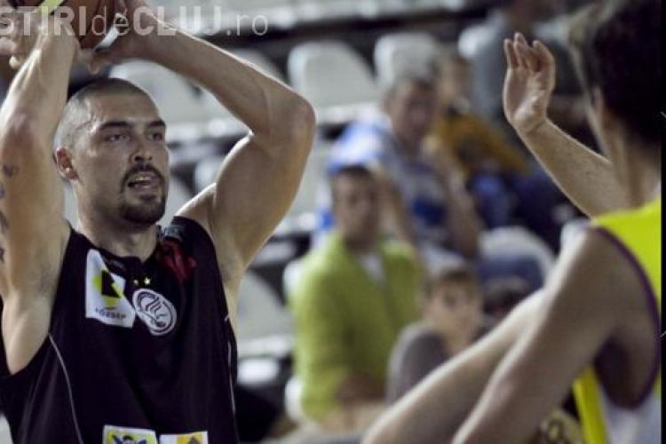 U Mobitelco a adus un jucător de la campioana Ungariei