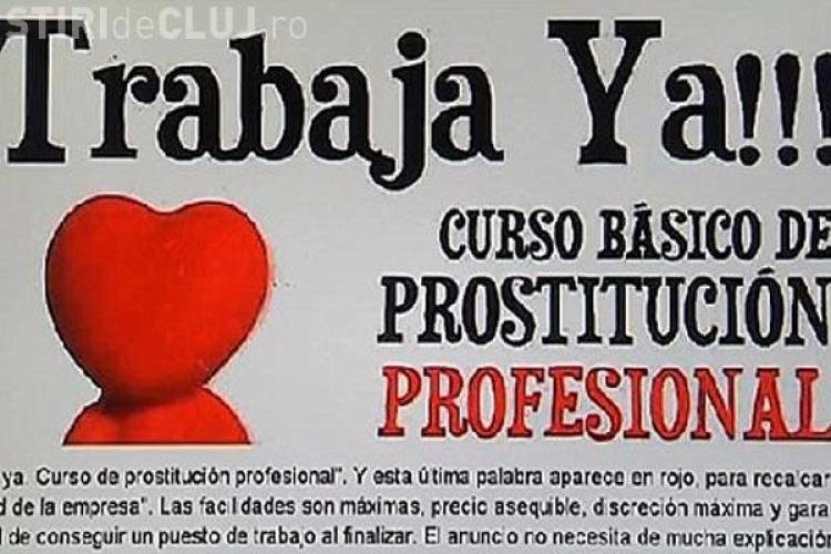 Prostituţia, predată în Valencia! Cât costă cursurile!