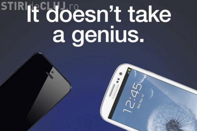 Samsung CONTRAATACĂ