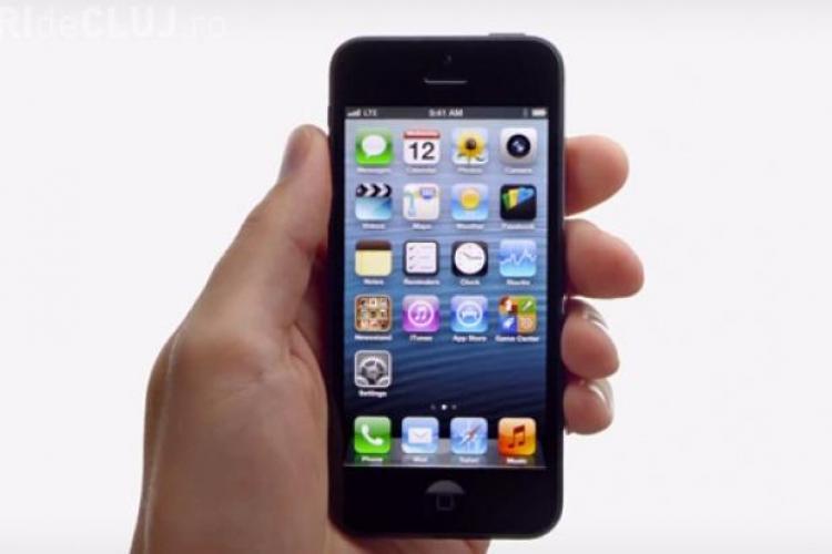 Cum arată reclamele oficiale pentru iPhone 5 - VIDEO