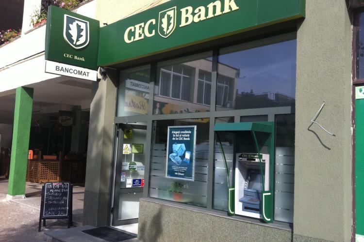 Angajații CEC Bank Cluj au devalizat conturilor clienţilor. Lipsesc 700.000 de lei
