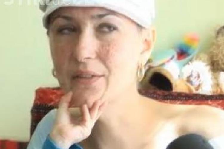Medicii clujeni se luptă pentru viaţa unei femei condamnată la moarte! A fost diagnosticată cu cancer galopant la stomac