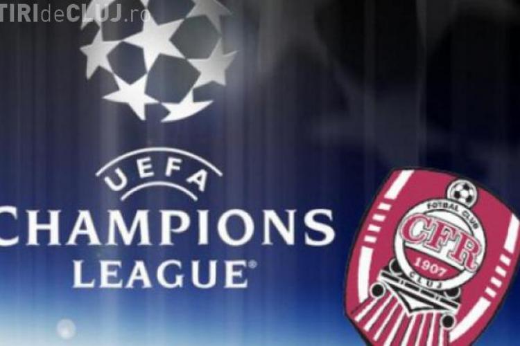 Bilete pentru CFR Cluj în Champions League numai la PACHET! VEZI prețurile