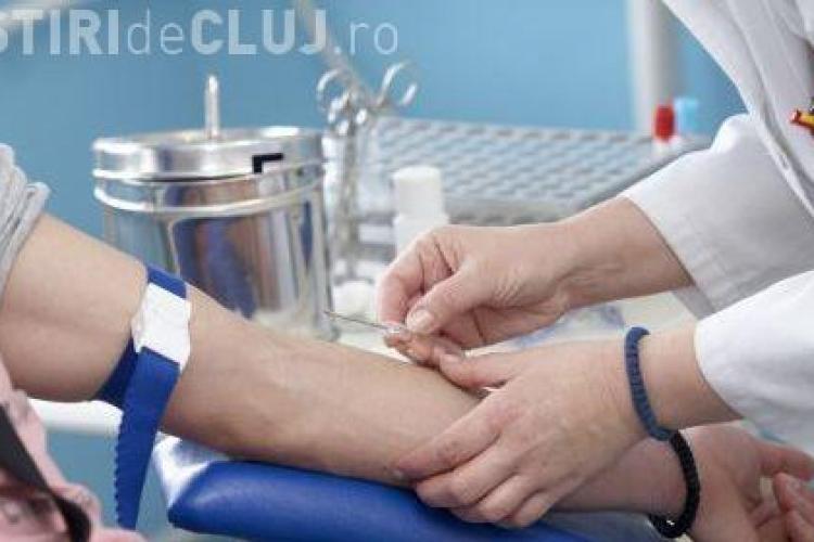 Echipa de Fotbal CFF Clujana donează sânge. Echipa vrea să sensibilizeze oamenii!